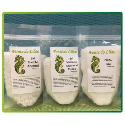 利樂泉傳統手工海鹽